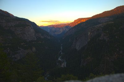 Yosemite Vally