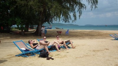 Island Hoping in Sihanoukville