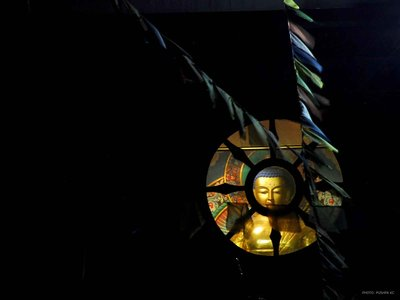 Buddha in Dark