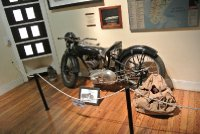 Replica of Guevara   Granado's bike