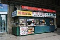 Old school kiosk