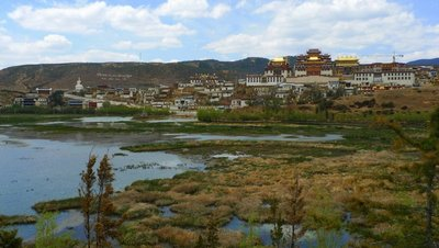 Pursuing My Dream Shangri-La With Passion: Songzanlin Monastery