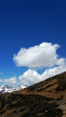 Pursuing My Dream Shangri-La With Passion: on the way to Shika Snow Mountain