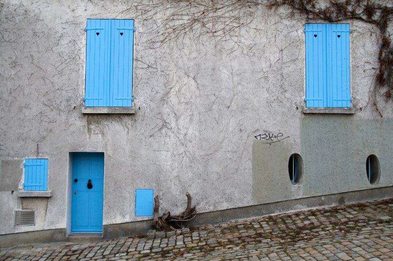 Blue Montmartre