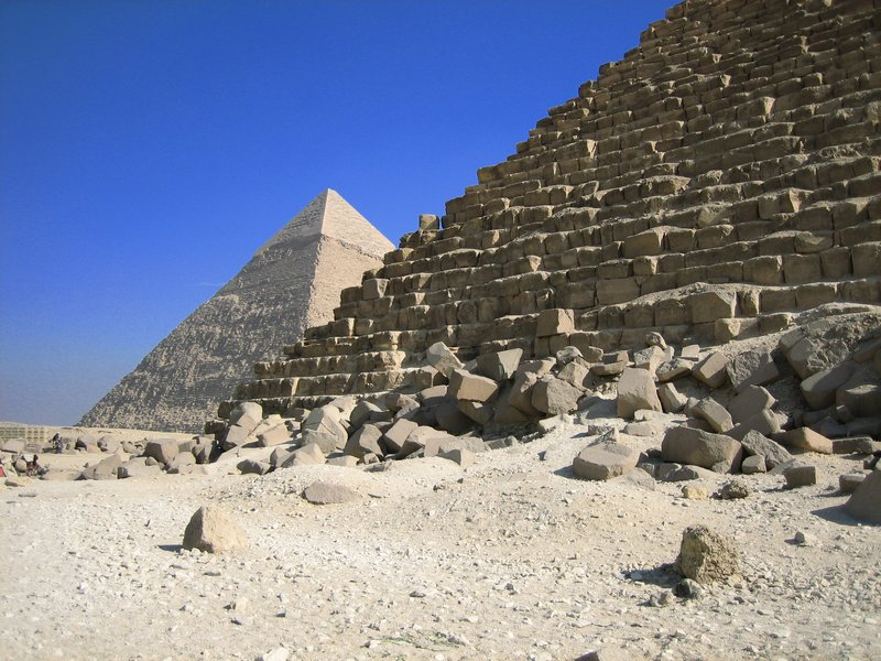 Giza pyramids