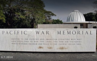 Pacific War Memorial