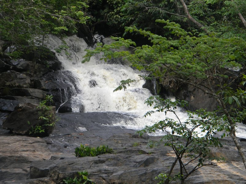 Kpatawee Waterfall