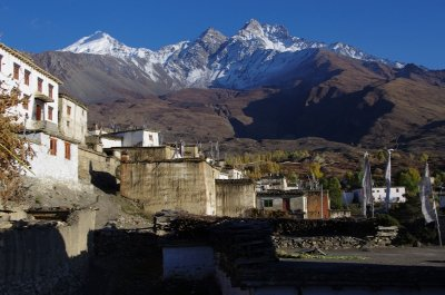 Jharkot and the Muktinath Himal