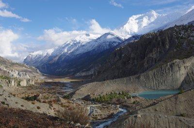 The Manang Valley and Annapurna Himal