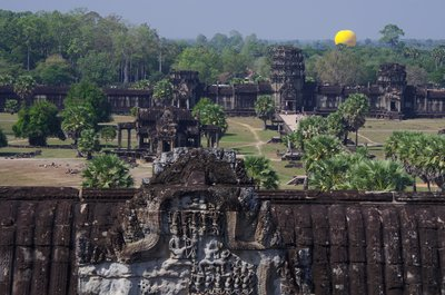 The West Gate of Angkor Wat
