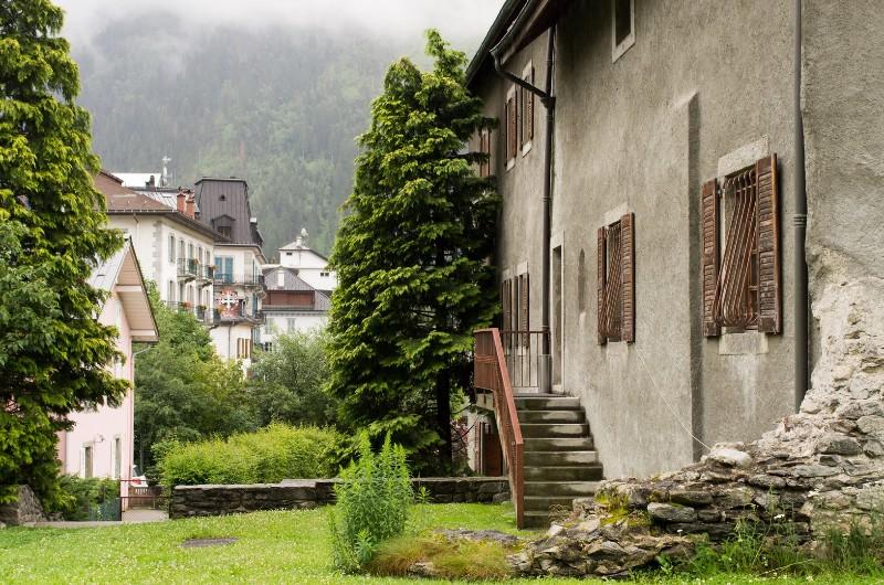 Maison de la Montagne in Chamonix