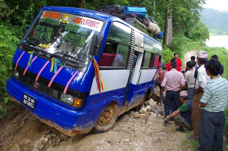 The Last-But-One Nail in the Coffin for the Arughat Bus