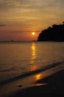 Koh Adang sunset