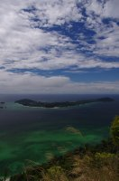Koh Lipe from the Chado Cliff viewpoint
