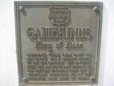 Gambrinus_Sign