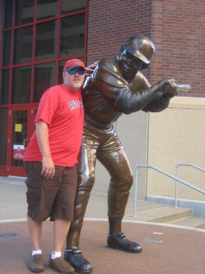 Rod Carew Statue