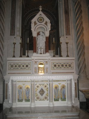 Cathedral Basilica of Saint Louis 10