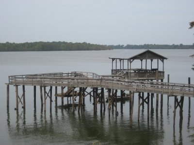 Moon Lake Dock