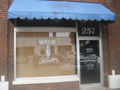 WROX Radio Building
