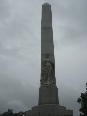 Michigan Monument
