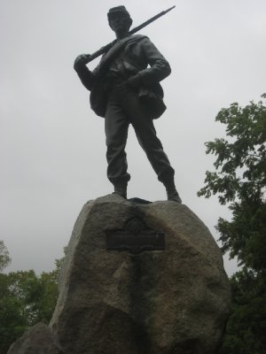 Massachusetts War Monument at Vicksburg National Military Park