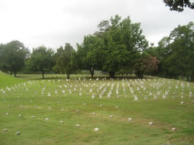 17,000 Union Graves at Vicksburg National Military Park 2