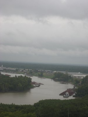Mississippi River at Vicksburg National Military Park 2