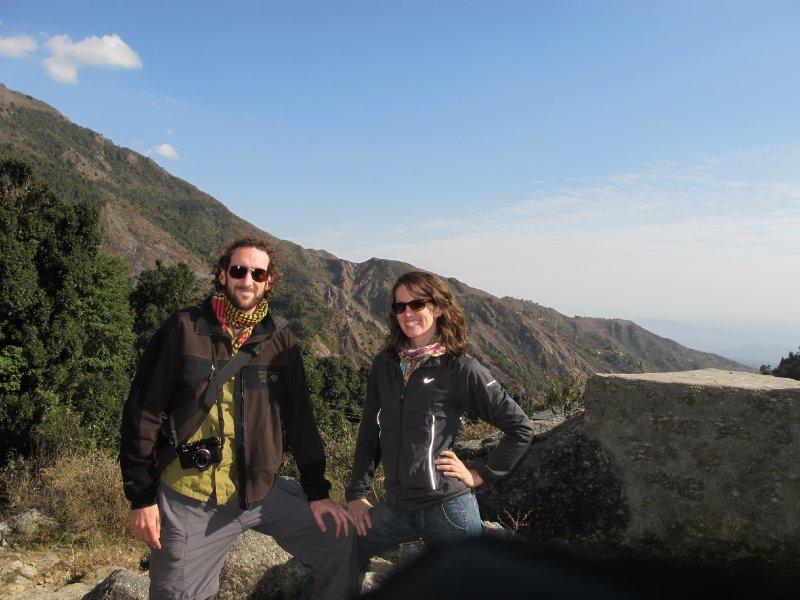Hiking in Himachal Pradesh