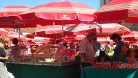 The famous Dolac market.
