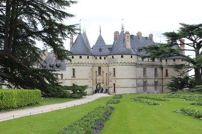 Chateau Chaumont-sur-Loire - Chateau