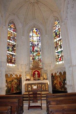 Chateau Chaumont-sur-Loire - Chapel
