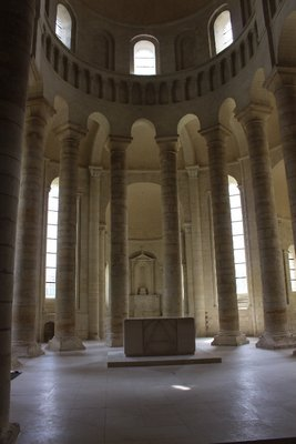 Fontevraud - Abbey Arches
