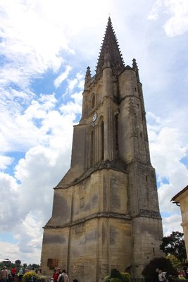 St Emilion - Monolithic Church