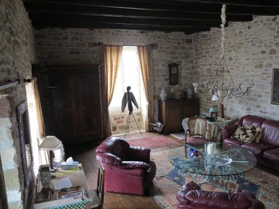 Turenne house - Living Room 2