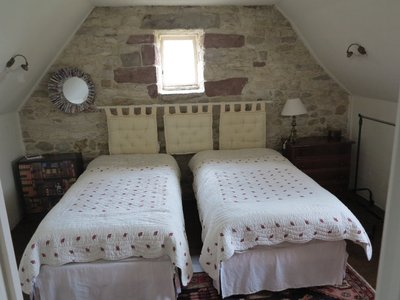 Turenne house - 2nd Bedroom