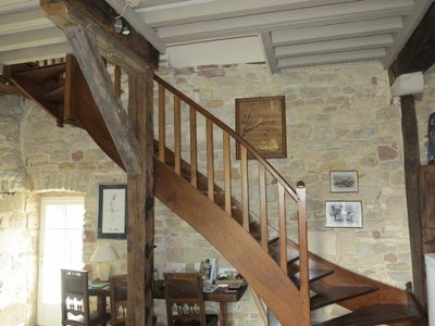 Turenne house - Staircase
