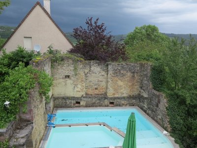 Turenne house - Pool