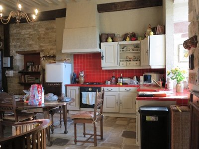 Turenne house - Kitchen