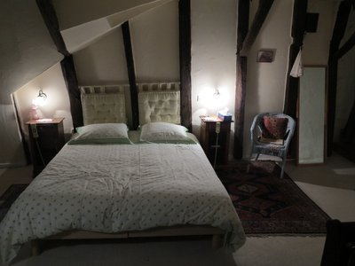 Turenne house - bedroom 2