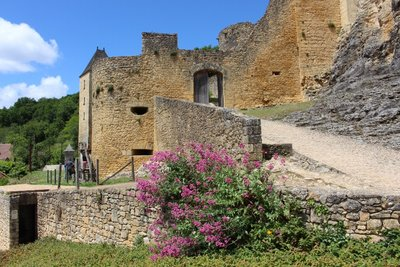 Castelnaud - Castle