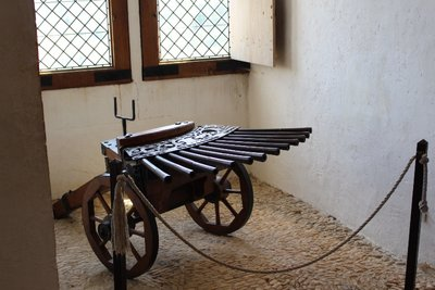 Castelnaud - Orgue