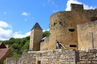 Castelnaud - Castle