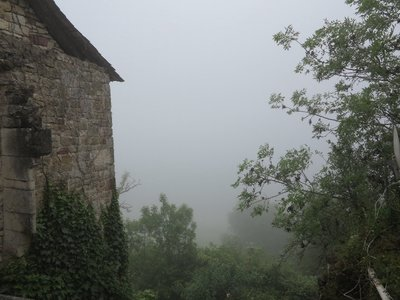 Turenne - Foggy morning