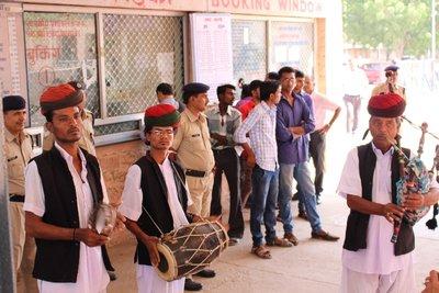 Jodhpur welcome