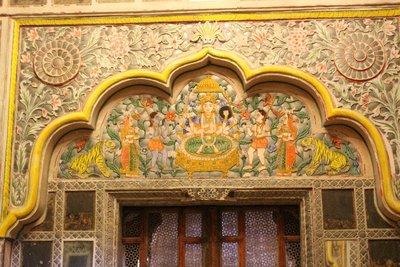 Wall art - Jodhpur