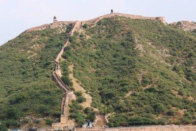 Jaipur - Walls