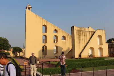 Jaipur - Observatory Sundial