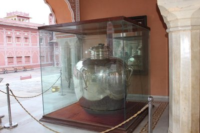 Jaipur - City Palace Jug