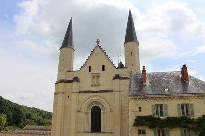 Fontevraud - Abbey