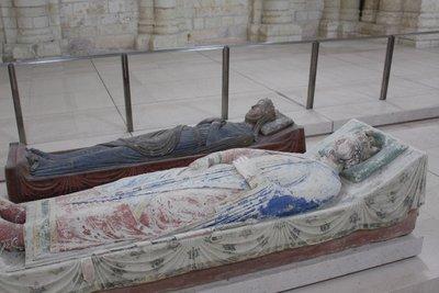 Fontevraud - Abbaye - Richard the Lion-Hearted